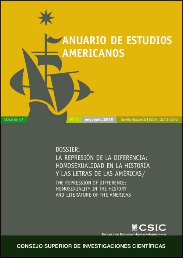 Ver Vol. 67 Núm. 1 (2010)