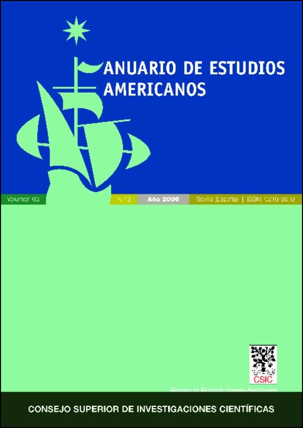 Ver Vol. 63 Núm. 2 (2006)
