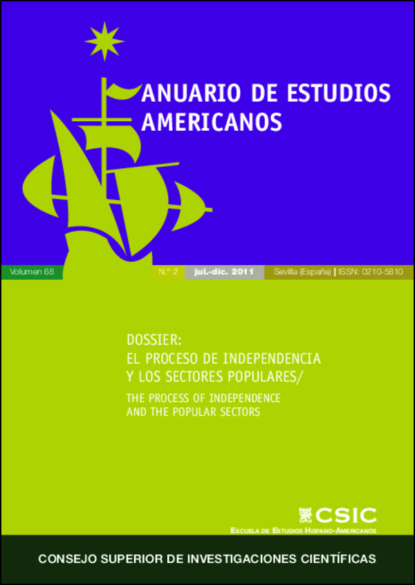 Ver Vol. 68 Núm. 2 (2011)