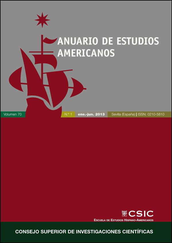 Ver Vol. 70 Núm. 1 (2013)